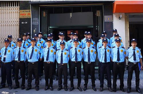Công ty dịch vụ bảo vệ tại Thái Bình
