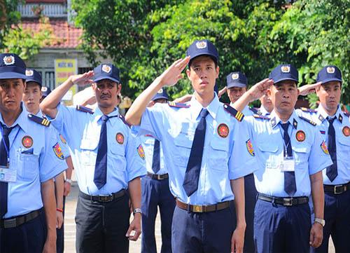 Dịch vụ bảo vệ tại Hoàn Kiếm