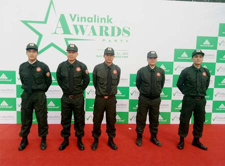 Thuê dịch vụ bảo vệ tại Hà Nội của Công ty bảo vệ Samurai