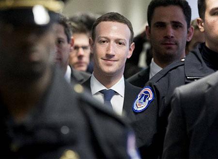 Mark Zuckerberg được chi tới 20 triệu USD để bảo vệ an ninh cá nhân