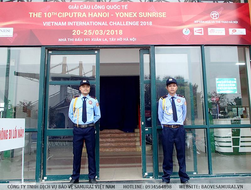 Có nên thuê dịch vụ bảo vệ tại Hà Nội của Công ty Samurai không?