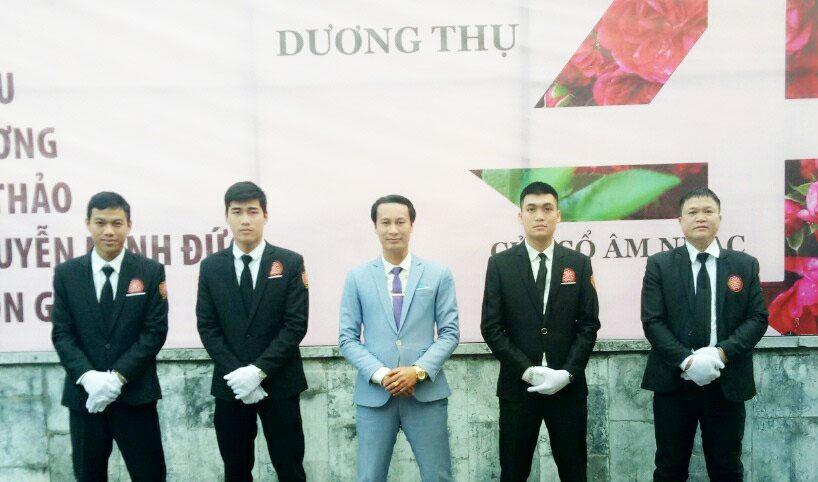 Dịch vụ bảo vệ sự kiện tại Samurai Việt Nam có gì nổi bật